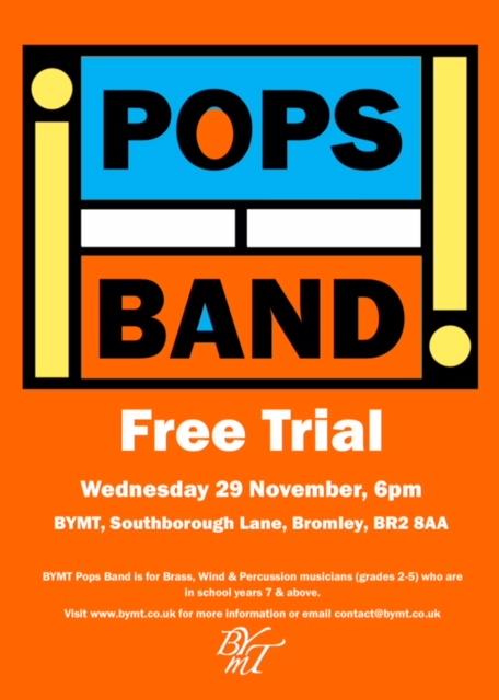 pops band