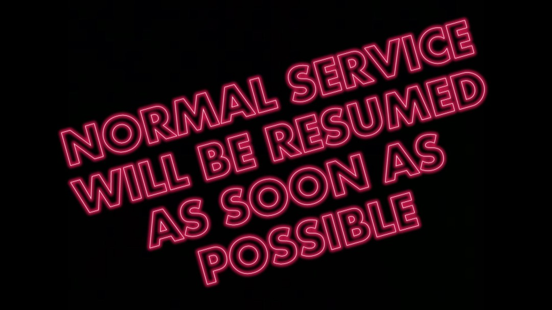 Normal Service Will Be Resumed Next Week Hayes Music Blog
