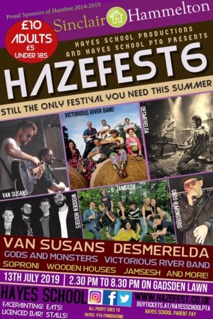 hazefest